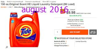 Free Printable Coupons: Tide Coupons