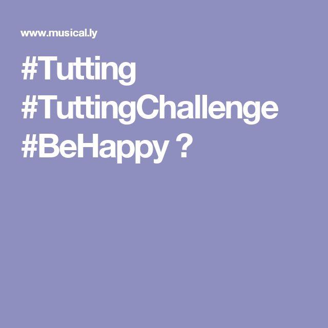 #Tutting #TuttingChallenge #BeHappy 🌀