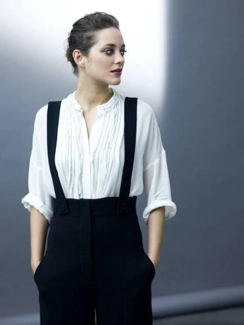 Marion Cotillard: Clothingfashion Design, Girls Crushes, Marioncotillard, White Shirts, Style Icons, Marion Cotillard, Beautiful People, Marion Cottilard, Marion Style
