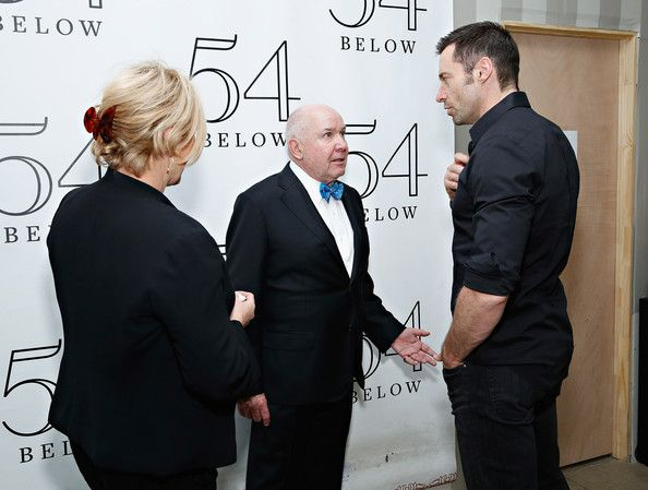 Hugh Jackman Photos: Jack O'Brien At 54 Below
