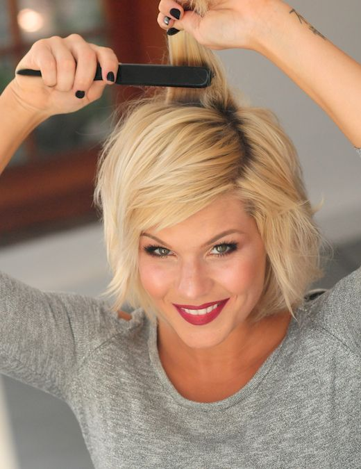 Sophisticate S Blog Kimberly Caldwell Exclusive Photo Shoot Haircuts In 2018 Pinterest Hair Styles And Short