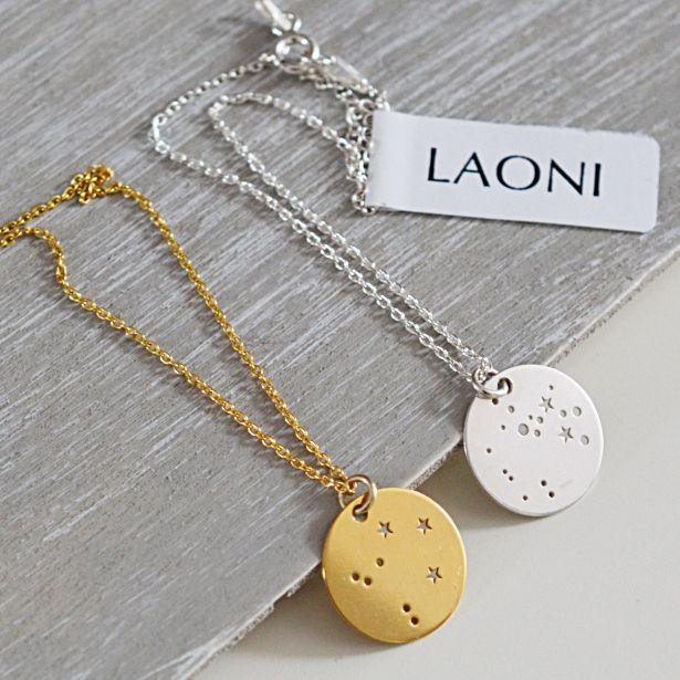 Bransoletki ze znakiem zodiaku. Cena:109zł. Kup na: https://laoni.pl/bizuteria-ze-znakiem-zodiaku #konstelacje #znakzodiaku #bransoletka #złota #srebrna