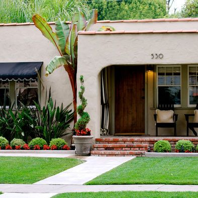 1920's Spanish Bungalow Design, Pictures, Remodel, Decor and Ideas