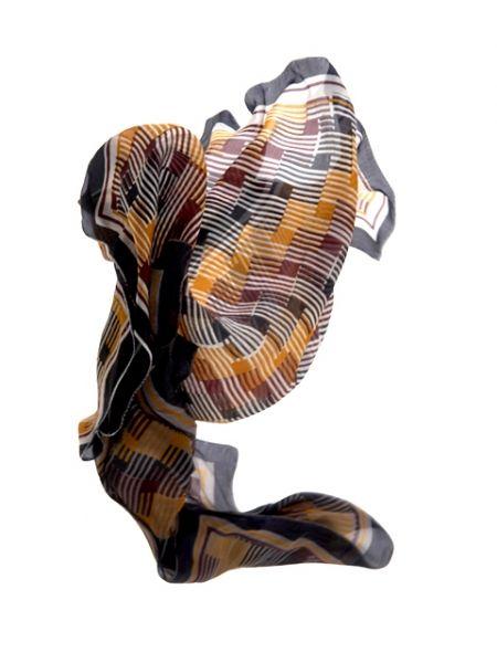 Floating scarves
