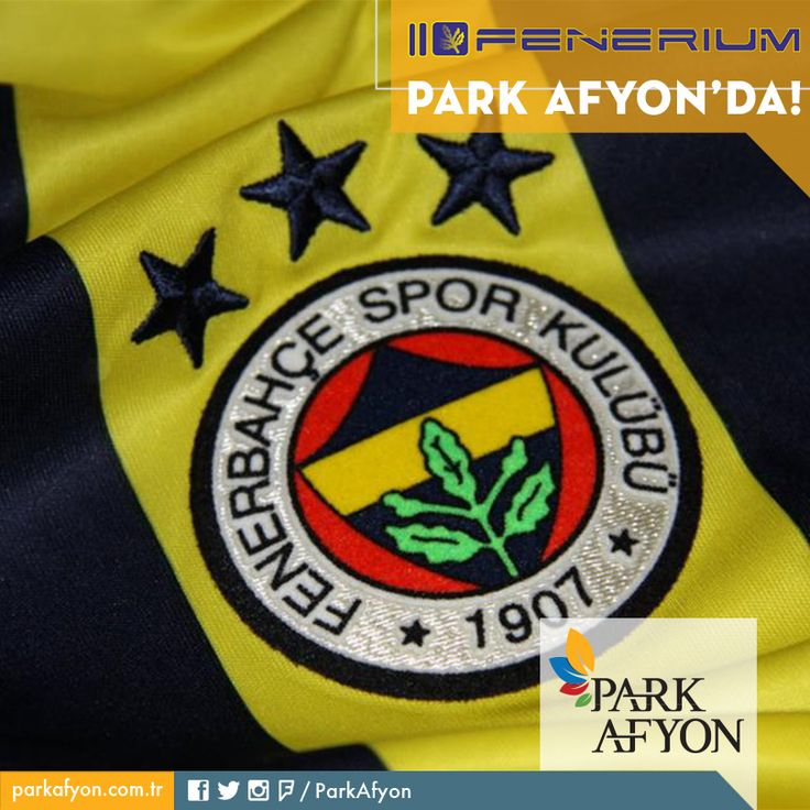 Futbol sevenlere müjde! Fenerium Park Afyon'da!  #ParkAfyon #Afyon #Fenerium