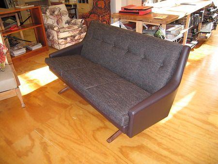 Vinyl and fabric combination - Living Room, Wellington