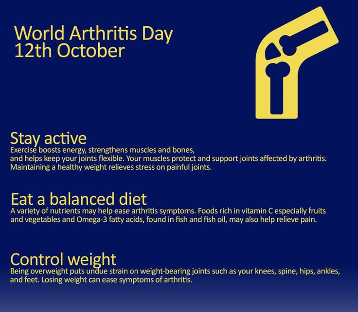 Today is World ‪#‎Arthritis‬ Day On this Day, We are sharing some ‪#‎Tips‬ that can help you prevent Getting Arthritis, share it to maximum to Spread Awareness. Thanks