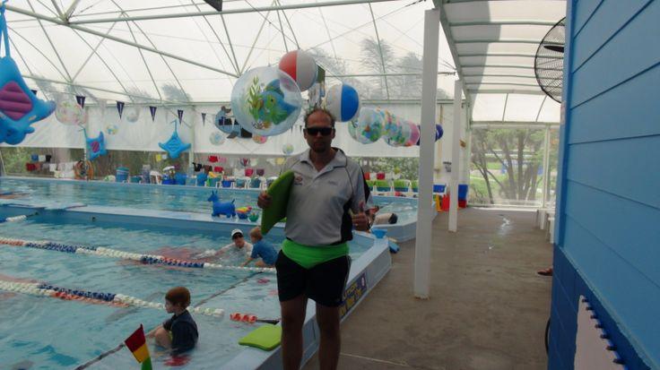 Now that Swim Australia's GM is a WaterHERO he now 'Wears it like a WaterHERO'
