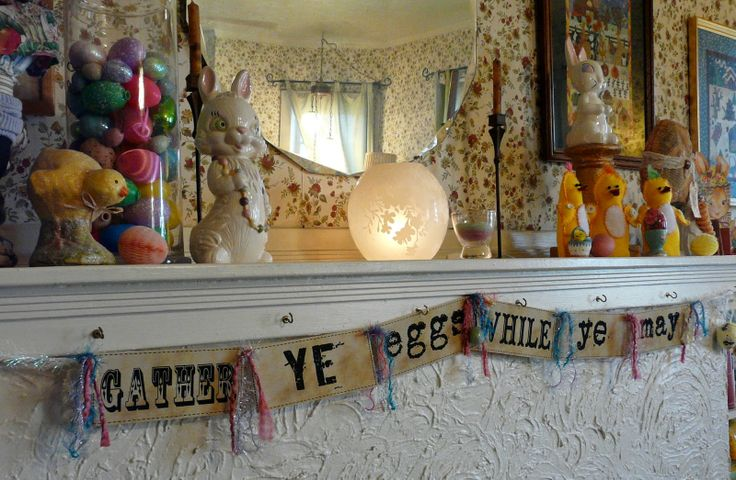 Hudson's Holidays - Designer Shirley Hudson: Hippity hoppity...Easter's on its way!!!