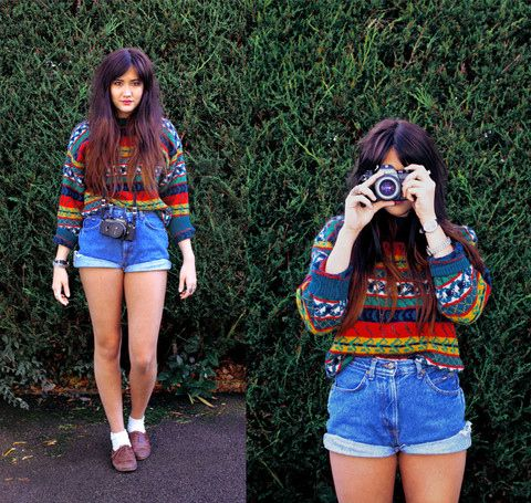 Hipster Girl Fashion Style | Heey Fashion