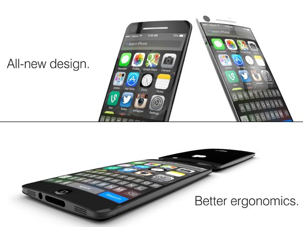 Yanko Design » Simply The iPhone 5S