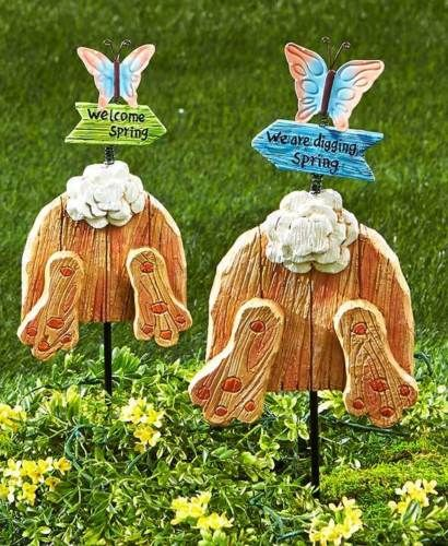 Outdoor Spring Decor: Best 25+ Outdoor Easter Decorations Ideas On Pinterest