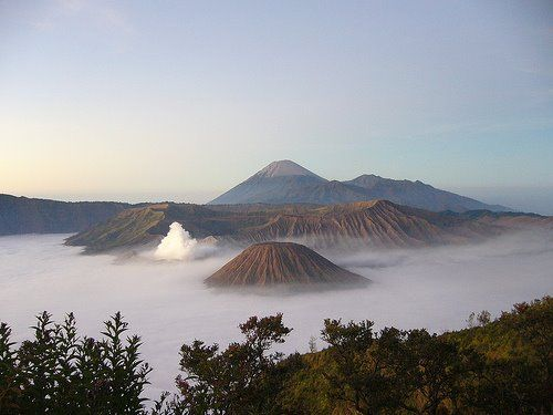 Mount Bromo. One of the most beautiful mountain in Indonesia.