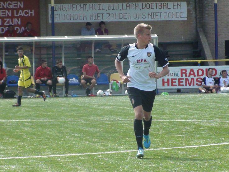Holland, Heemskerk U19 Tournament, game against Tel Aviv Maccabi