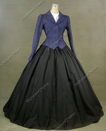 Civil War Dress 8