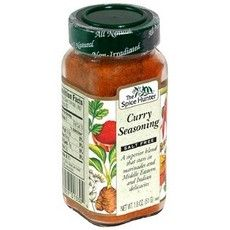 Spice Hunter Curry Seasonings (6x1.8Oz)
