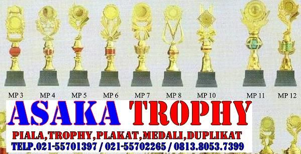 ASAKA TROPHY : Jual Piala Murah~Toko Piala Murah ~ Grosir Piala Jual Piala Murah~Toko Piala Murah : Jual Piala - Jual Plakat - Jual Souvenir - Pembuat...