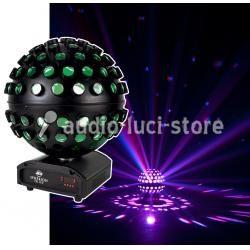 Palla da discoteca :colori,strobo movimento