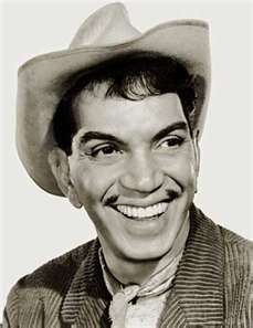 Cantinflas loved this guy growing up. So funny.