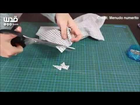 Eski Gömlekten Ne Yapılabilir? - YouTube