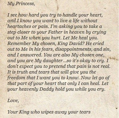 17 best Love Letters From God images on Pinterest Love letters - love letters