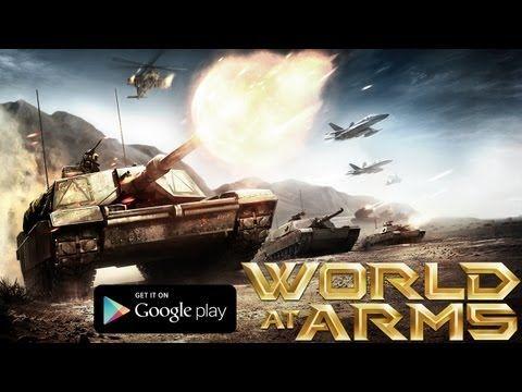 World At Arms - Google Play Trailer