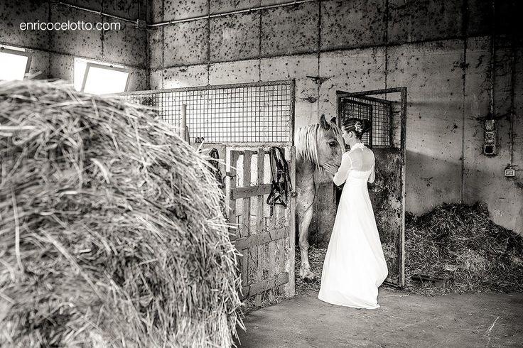 ©2014 Enrico Celotto #wedding #weddingday #weddinginitaly #italywedding #italianwedding #love #enricocelotto.com #reportagewedding #reportage #weddingphotographer #trevisowedding #enricocelotto #domany.iy #bride #brideandhorse #horse