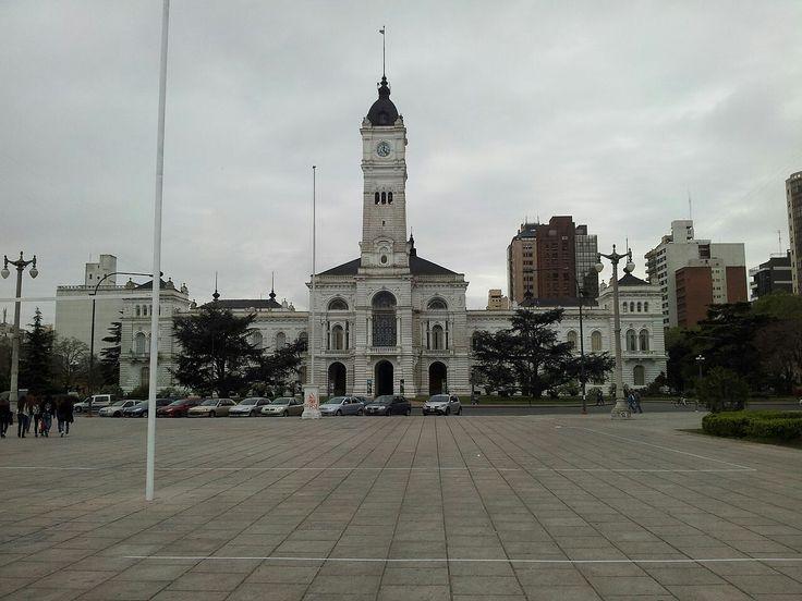 Palacio Municipal de La Plata . La Plata , La Plata.