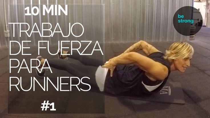 10 MIN WORKOUT   - Entreno de fuerza para corredores #1