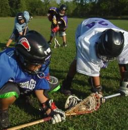 curriculum tied to the lacrosse documentary Sacred Stick