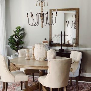 Owen Round Pedestal Extending Dining Table In 2020