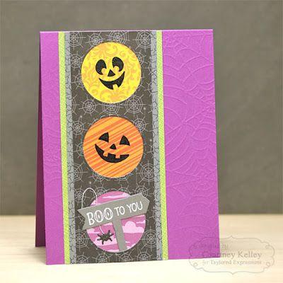 Introducing: Build a Scene Halloween, Pumpkins, Grumplings, Taylored Expressions