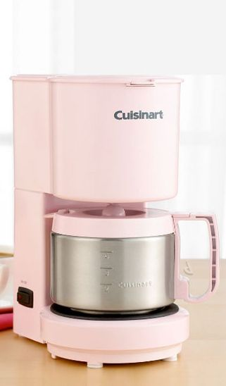 Cuisinart Coffee Maker How Much Coffee To Use : 1000+ images about Colour Pink Product CMF on ...