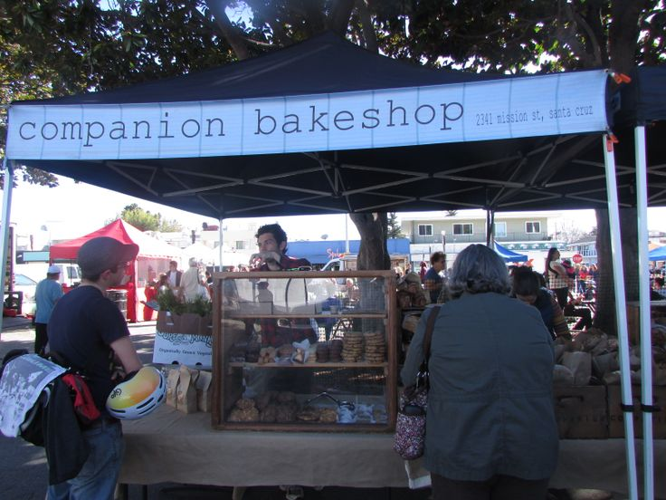 Downtown Santa Cruz Farmers Market