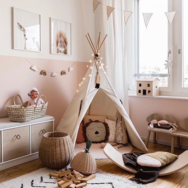Unser Kinderzimmer und 5 Tipps für mehr Atmosphäre