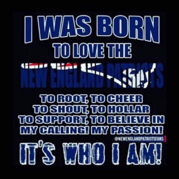 New England Patriots Pride