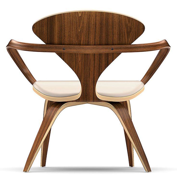 Cherner Lounge Arm Chair | SmartFurniture.com
