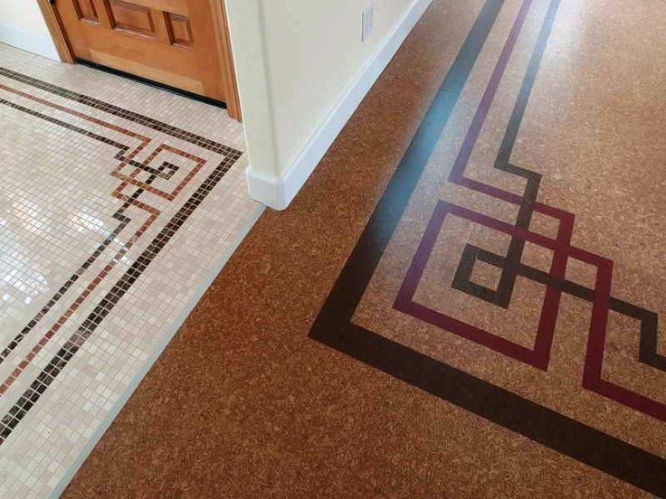 Cork Floor Home Depot : Cork Floor Home Depot With Brown Design