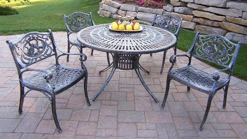 Patio Furniture With Umbrella And Washable Cushion Covers
