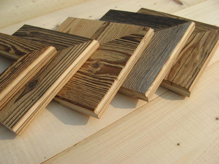 ramy na zrcadla a obrazy - staré dřevo