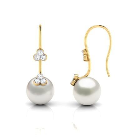 Precious Pearl Earrings