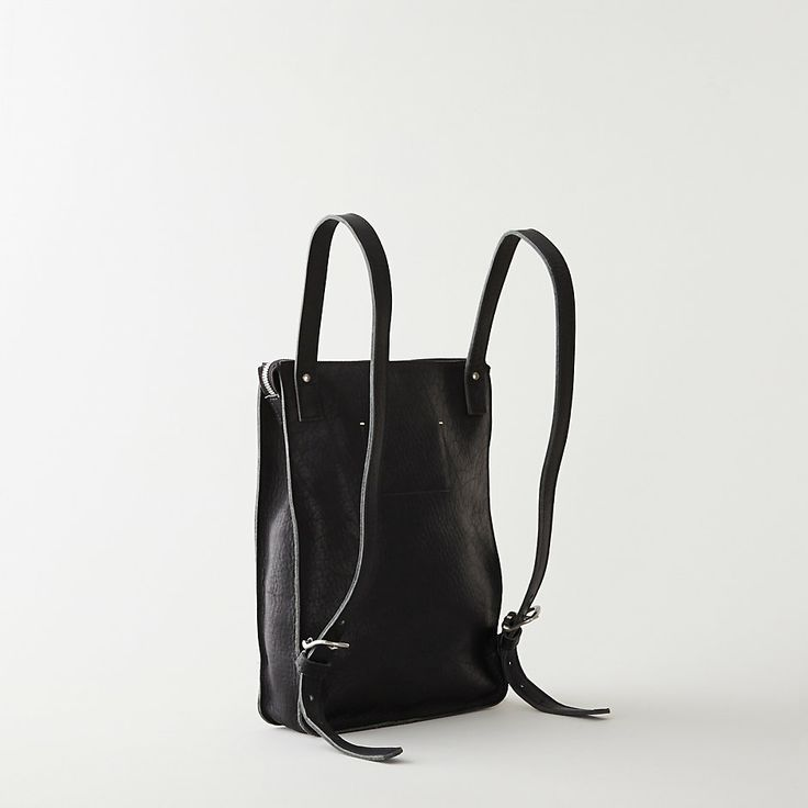 #Shinola Mini #Leather #Backpack | Steven Alan