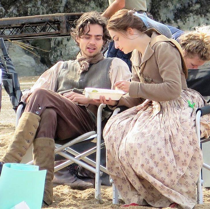 Sam & Morwenna Poldark Season 3