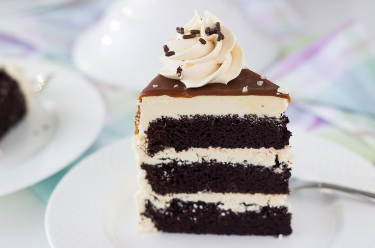 Layer Cakes on Pinterest | Layer cakes, Chocolate cakes and Banana