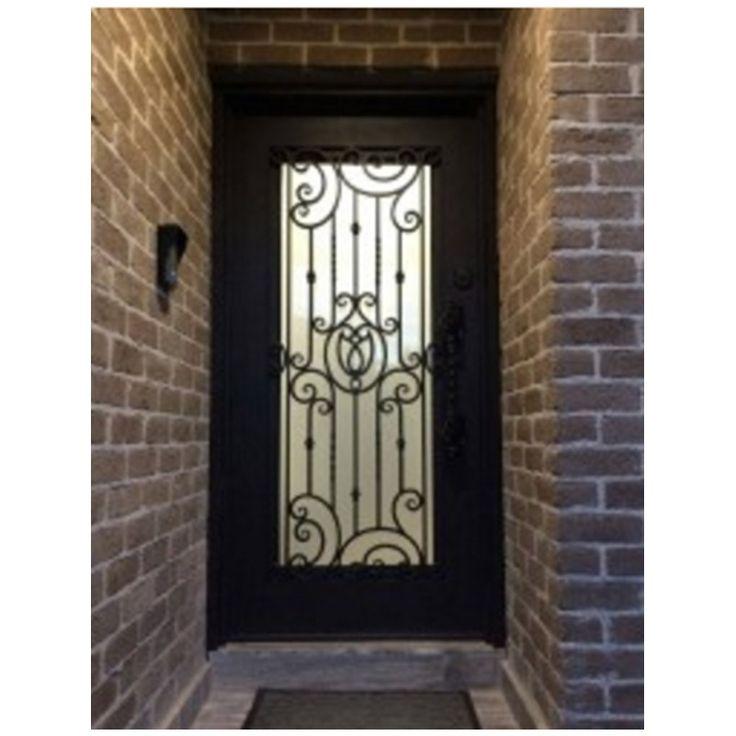 Best 25+ Iron front door ideas on Pinterest | Wrought iron ...
