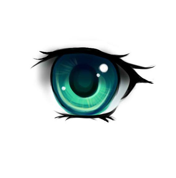 Идей на тему 171 Глаза Аниме в Pinterest 187 1000 Манга
