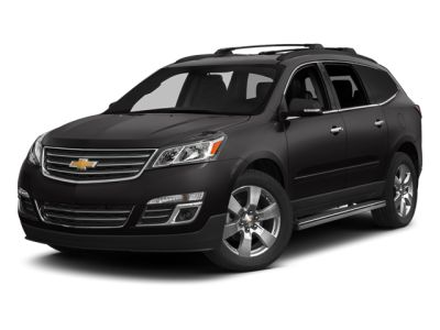 2014 Chevrolet Traverse Vehicle Photo in Surrey, BC V3R 6N8