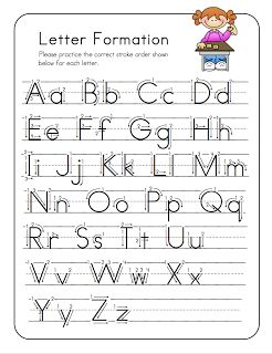 Mrs. Riccas Kindergarten: Homework Folders