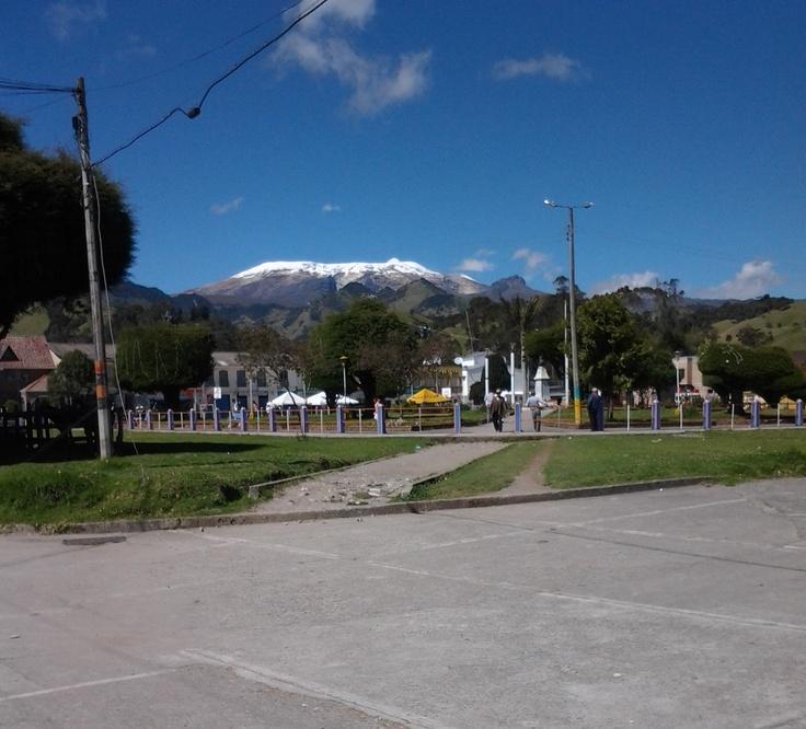 Parque principal Murillo Tolima