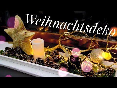 Weihnachtsdeko f r die fensterbank wohnprinz weihnachten und winter pinterest - Fensterbank setzen ...